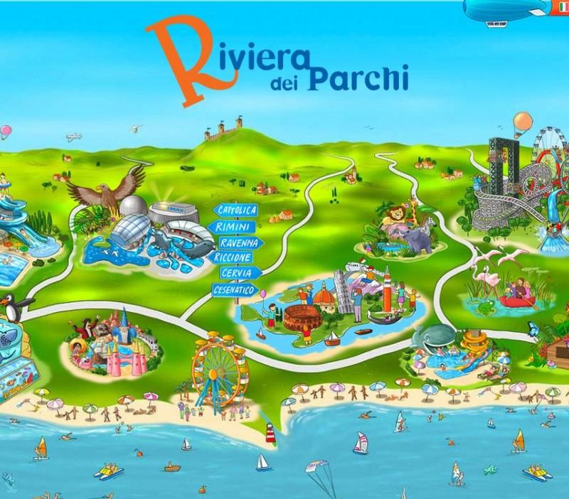 Offerta Hotel + Parco Divertimenti a Rimini