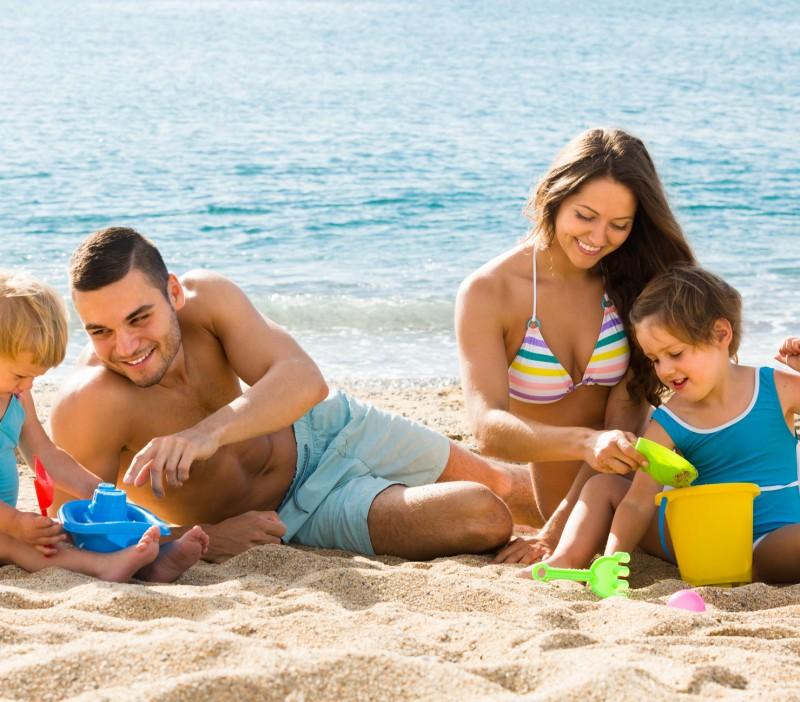 Offerta terza settima di giugno Rimini con bimbo gratis-all inclusive