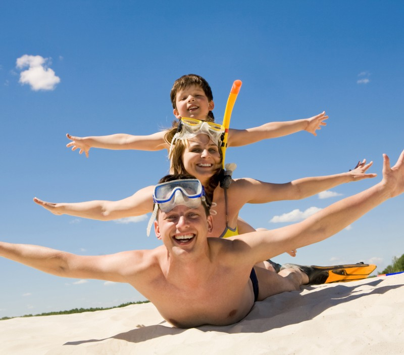 Offerta di fine giugno in family hotel all inclusive Rimini