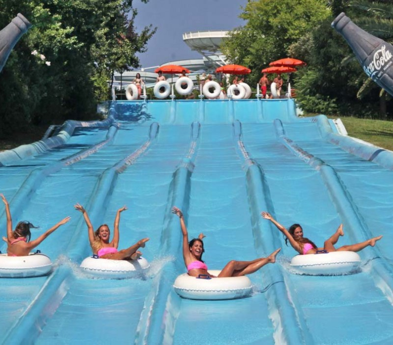 Offerta Hotel a Rimini più Parco Aquafan