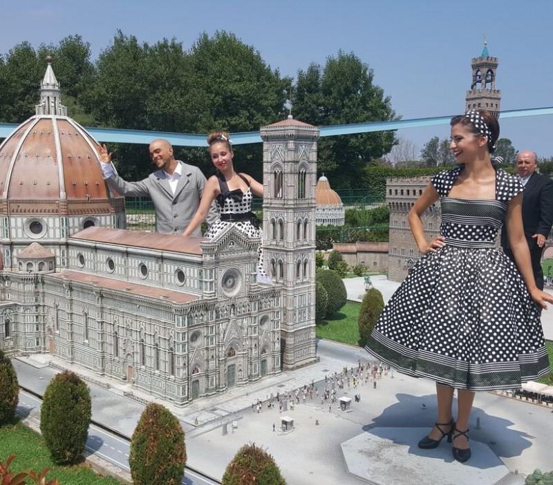 Offerta speciale Hotel a Rimini più ingresso Parco Italia in miniatura
