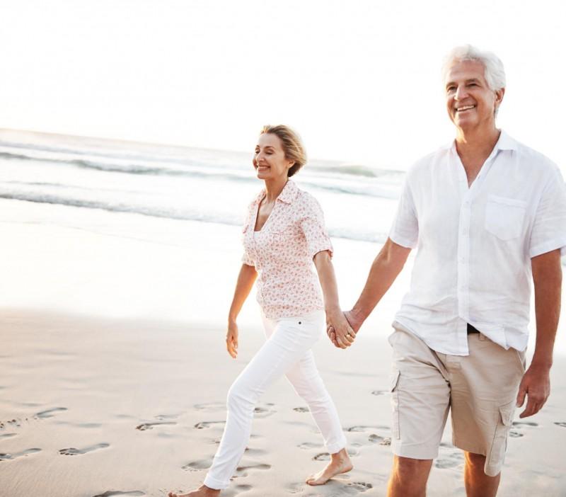 Offerta  vacanze al mare over 65   in hotel 3 stelle a Rimini